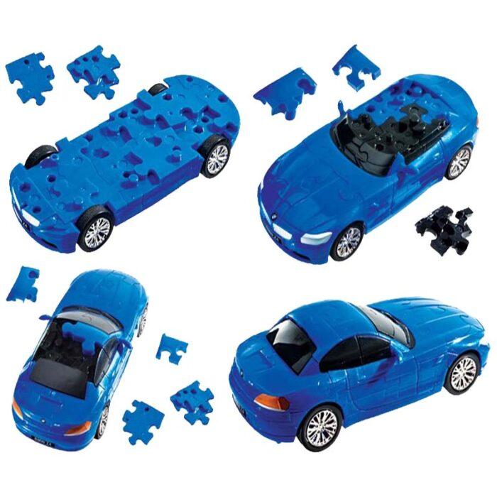 3D pazel bmw z4 sinyo Eureka 3d puzzles