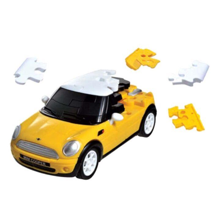 3D pazel mini cooper Eureka 3d puzzles