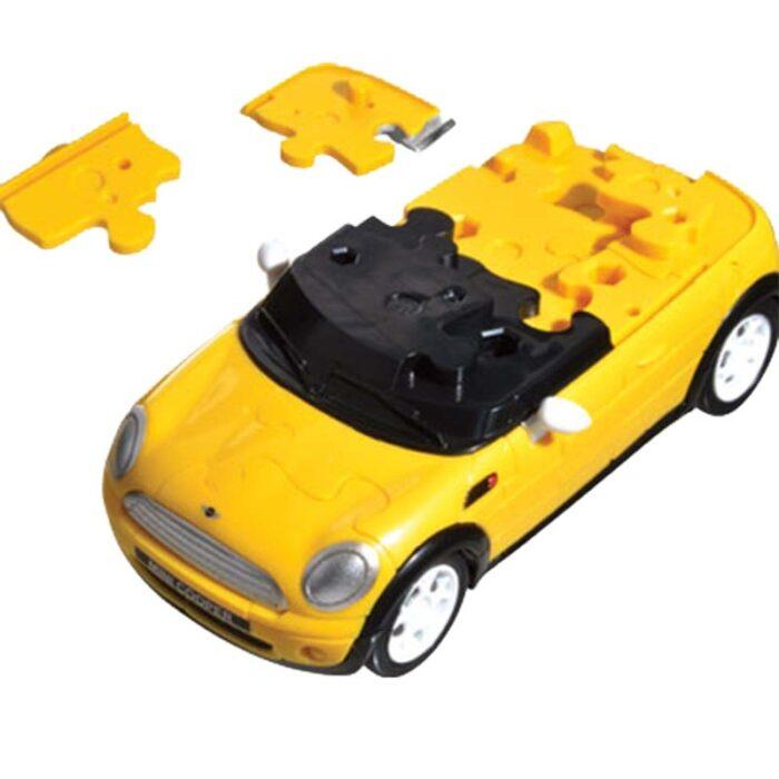 3D pazel mini cooper Eureka 3d puzzles pazel