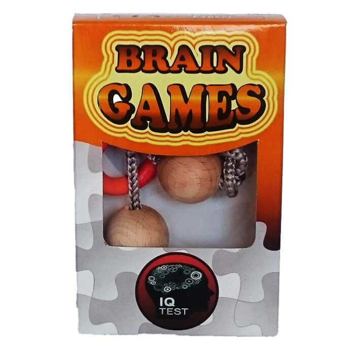 Brain games Аdventure кутия