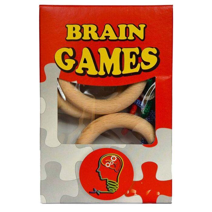 Brain games qurto 4 ниво кутия