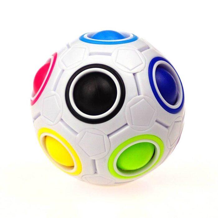фиджет топка