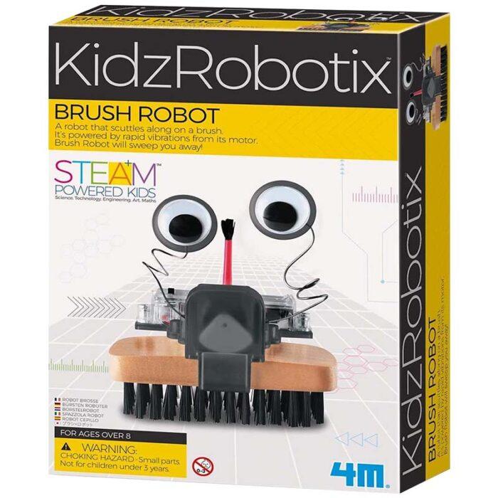 Детска лаборатория-Робот четка