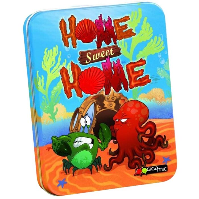 Игра с карти Home Sweet Home Gigamic