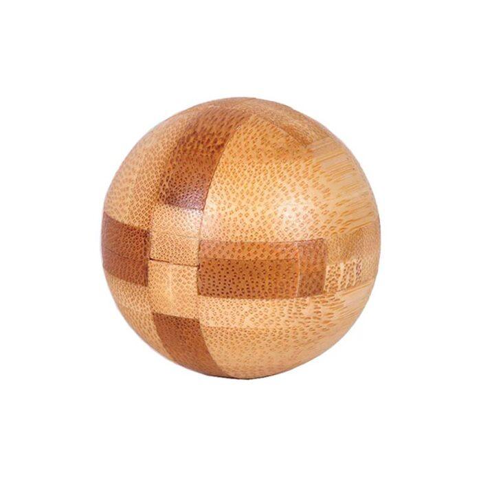 Логически бамбуков пъзел Ball Fridolin
