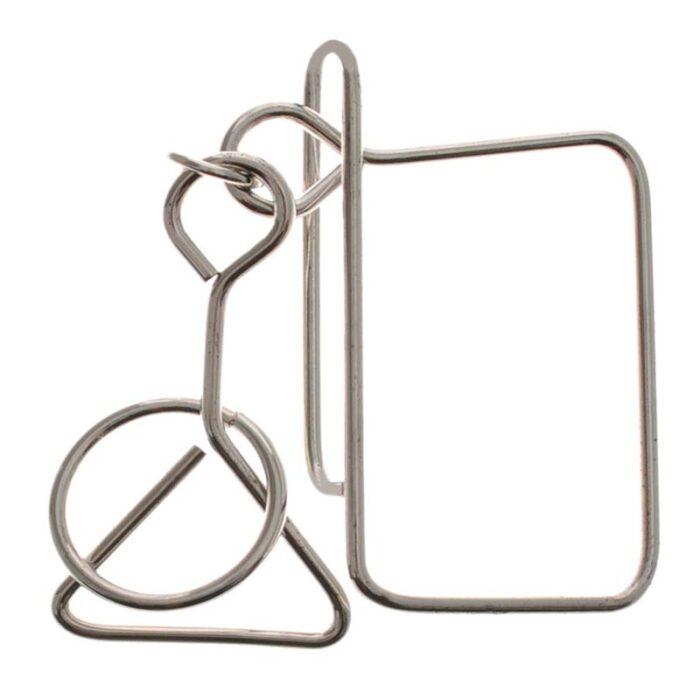 Логически метален пъзел Fantastic Idea ниво 3