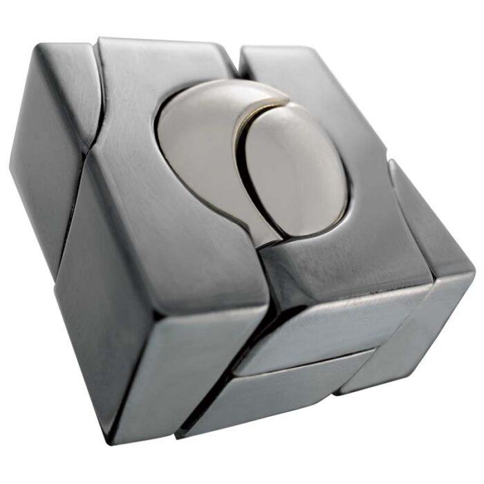 Логически метален пъзел Marble Cast Huzzle Събран