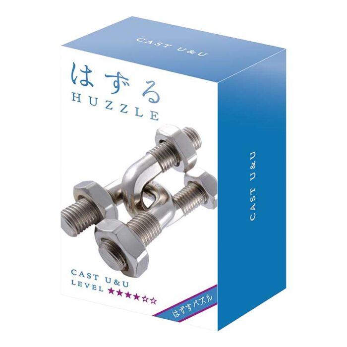 Логически метален пъзел U&U Cast Puzzle кутия