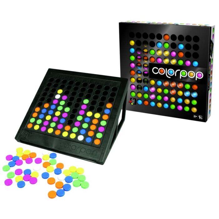 Настолна игра Color pop Gigamic