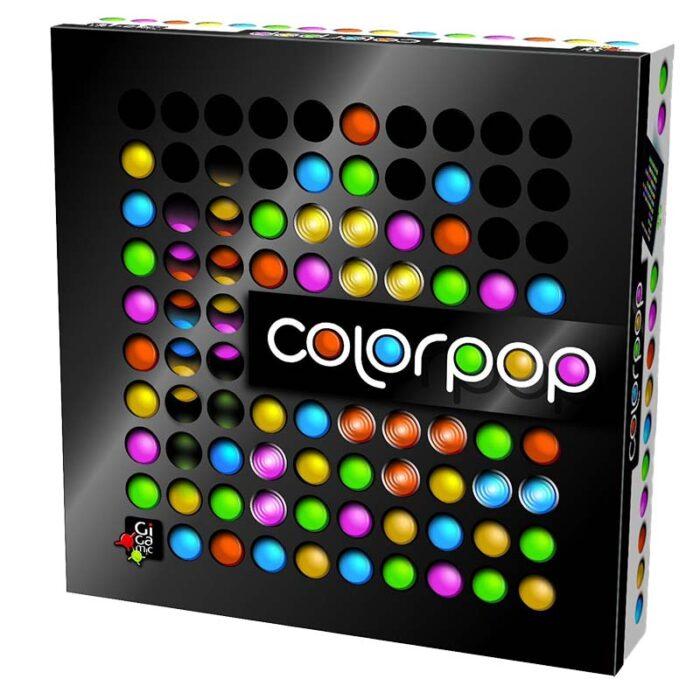 Настолна игра Color pop Gigamic Кутия