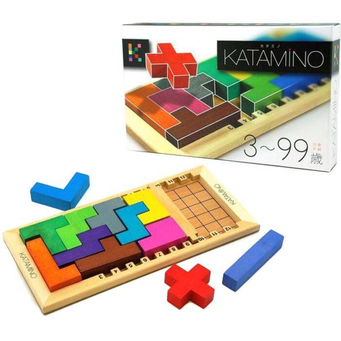Настолна игра Katamino Gigamic