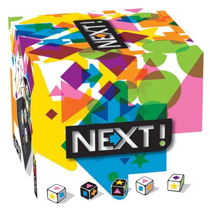 Настолна игра Next! Gigamic куитя