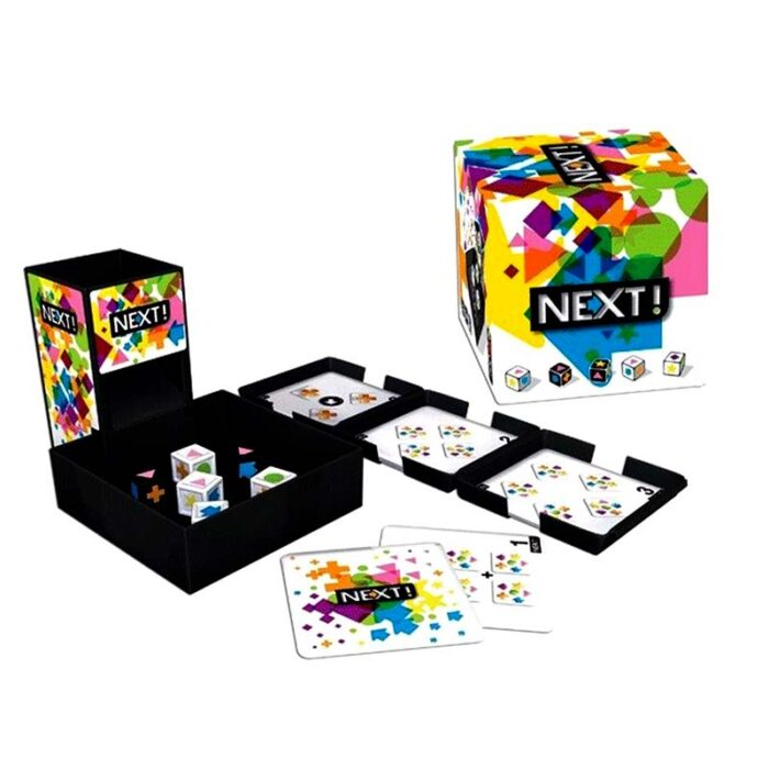 Настолна игра Next! Gigamic съдържание