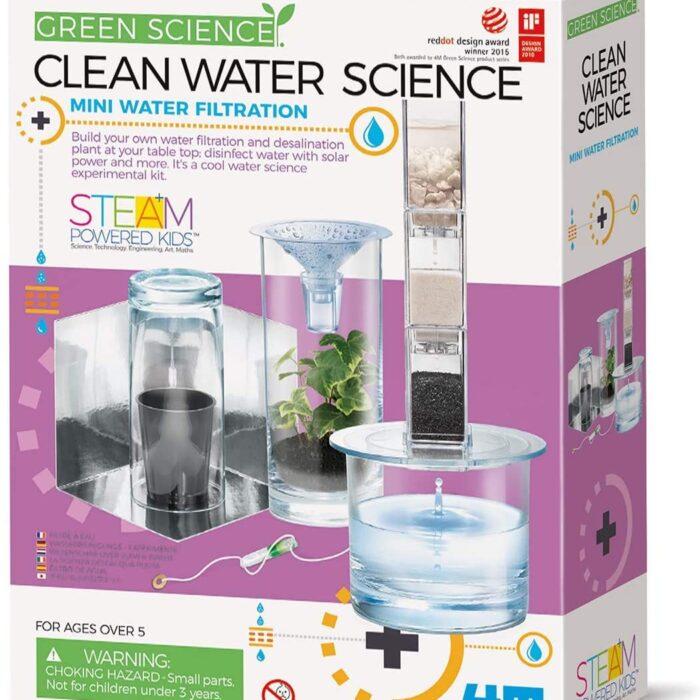 Зелена наука-Пречиствателна станция