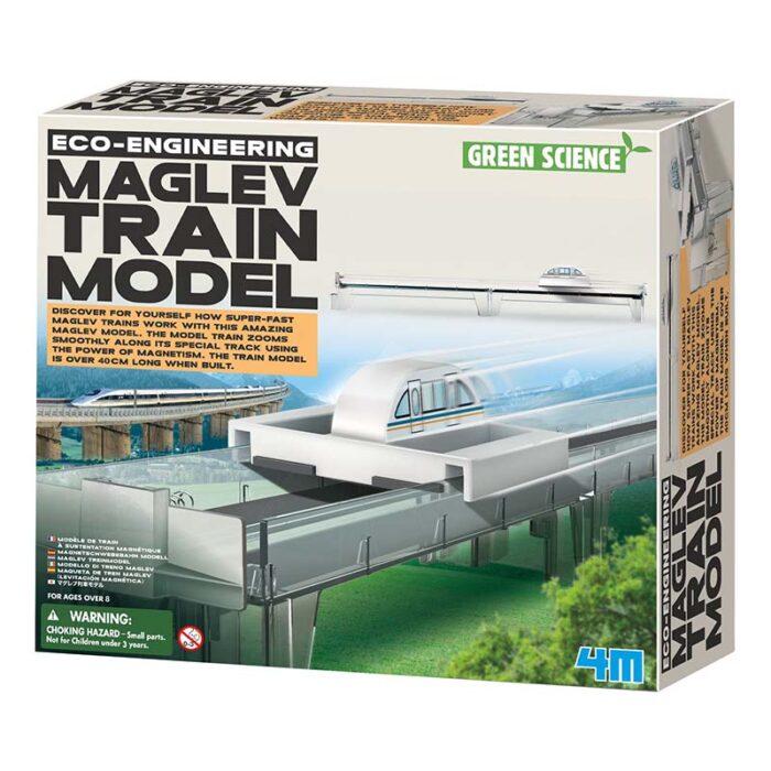 Образователен комплект Maglev Train Model 4M Влак на маглев кутия