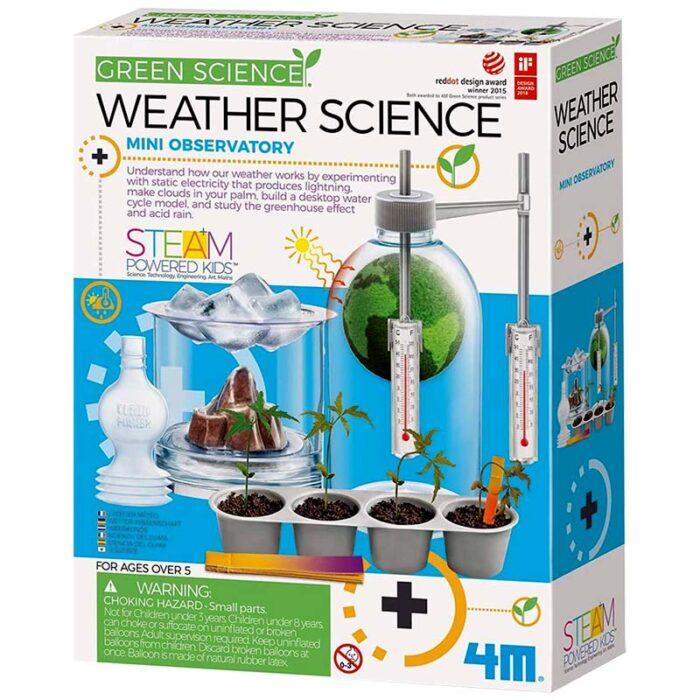 Зелена наука-Климатът и времето