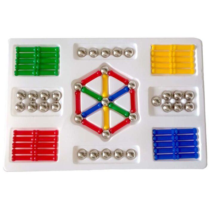 Магнитен конструктор Magnastix елементи
