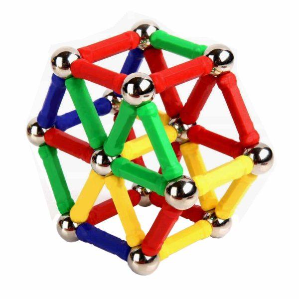 Магнитен конструктор Magnastix фигура кръг