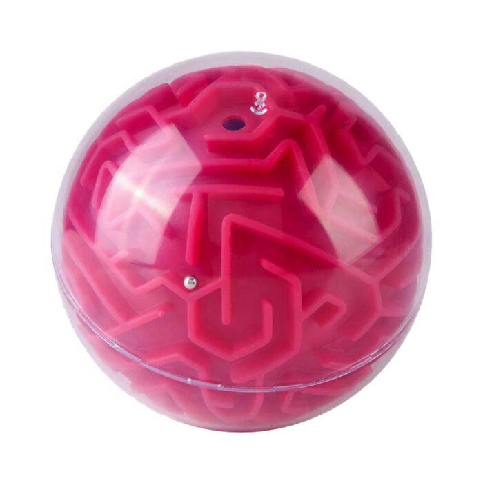 Лабиринт топка Maze Ball Ниво начинаещи3