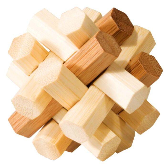 Бамбуков пъзел Double knot Fridolin