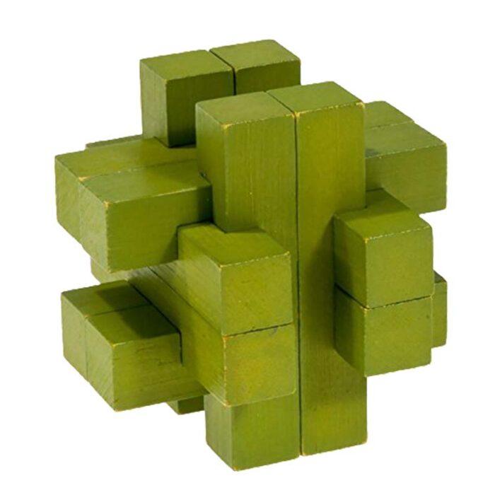 Бамбуков пъзел Green Cross Fridolin