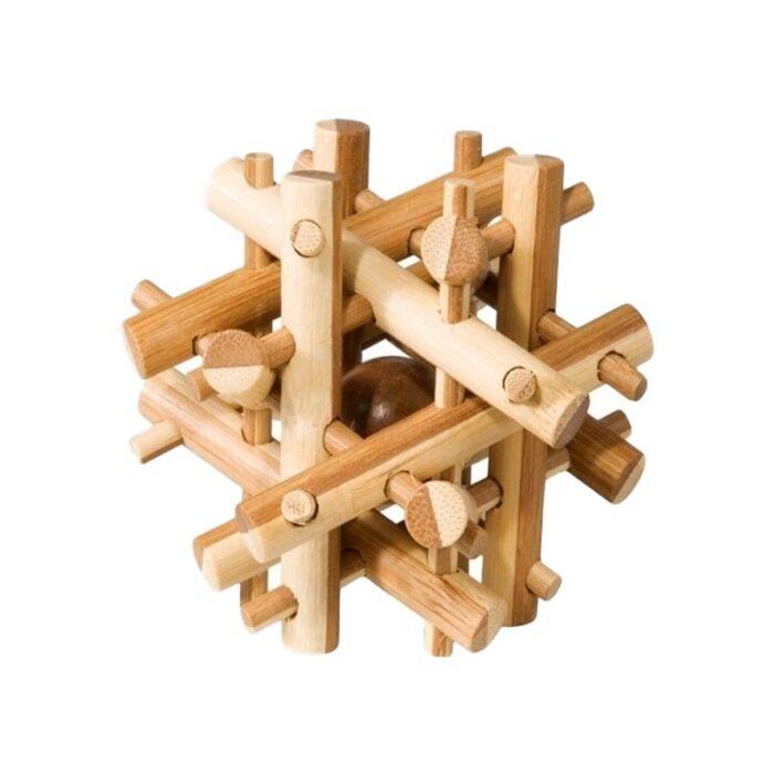 Бамбуков пъзел Magic Sticks Fridolin