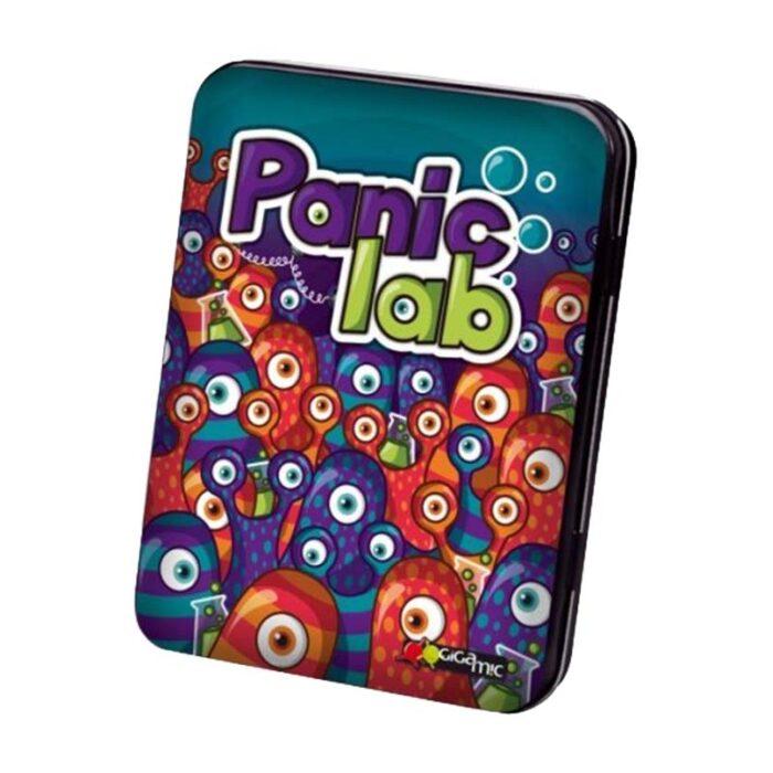 Игра с карти Panic lab Gigamic