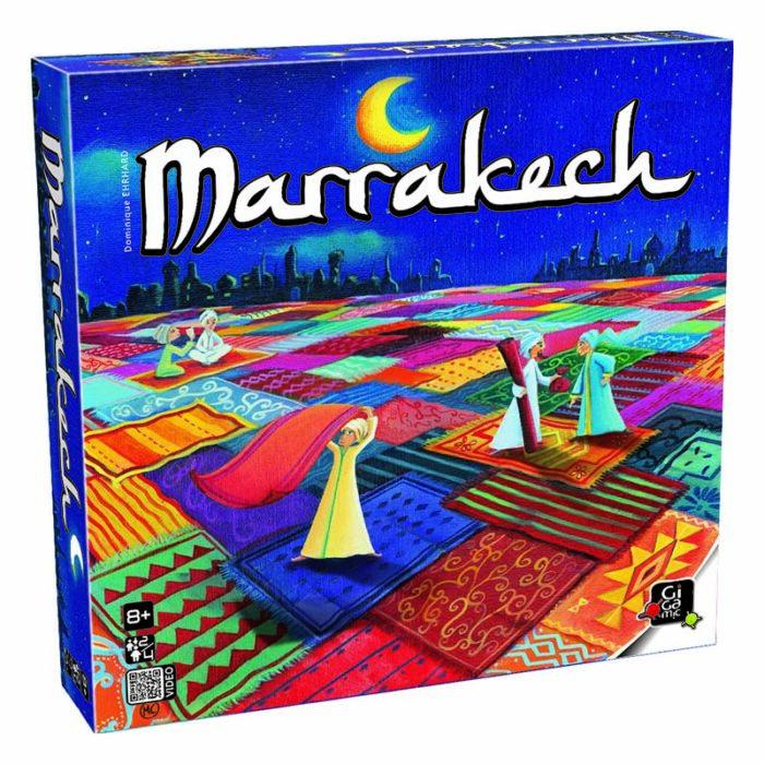 Настолна игра Marrakech Gigamic