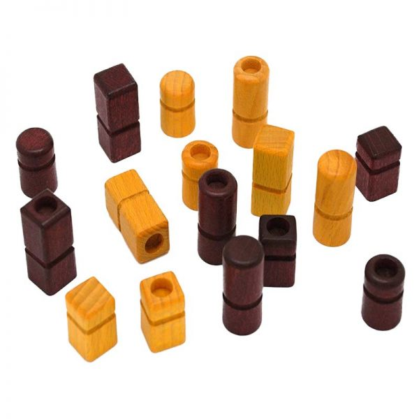 Настолна игра Quarto елементи Gigamic