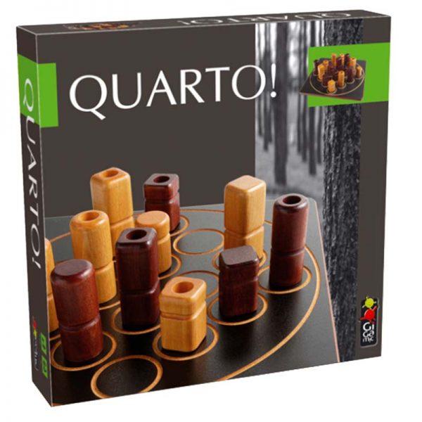 Настолна игра Quarto кутия Gigamic
