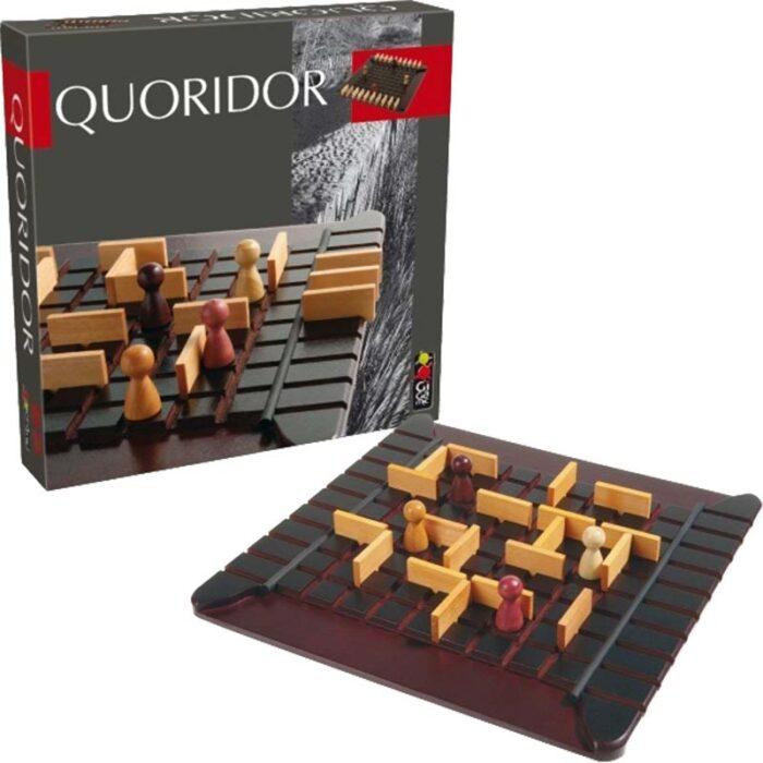 Настолна игра Quoridor Classic Gigamic