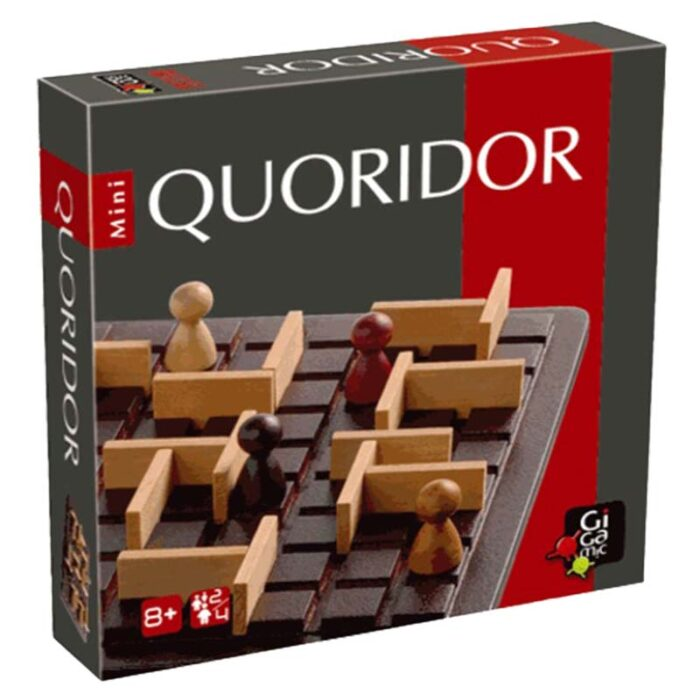 Настолна игра Quoridor Mini Gigamic