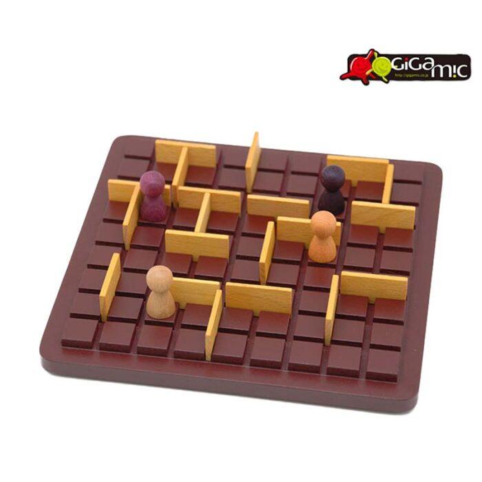 Настолна игра Quoridor Mini Игрална дъска и елементи Gigamic