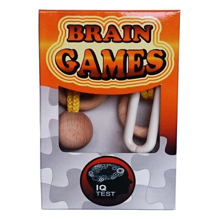 Brain Games Fantasy кутия IQ-Test
