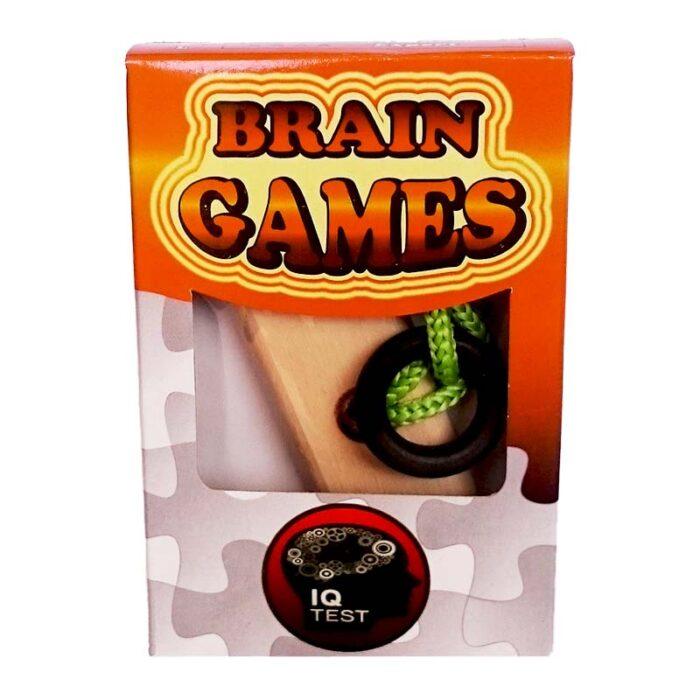 Brain Games Puzzle X кутия IQ-Test