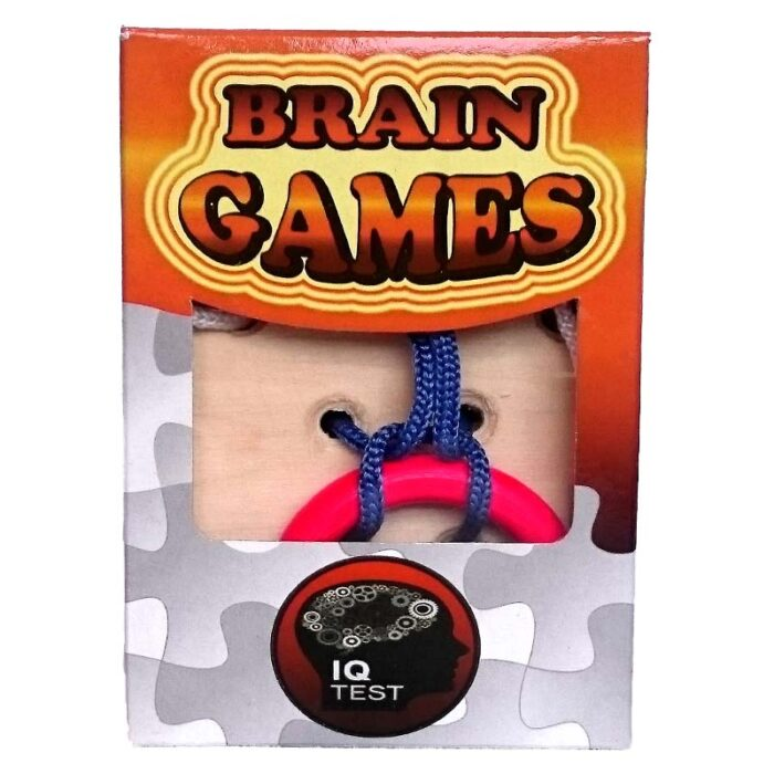 Brain Games The Tower кутия IQ-Test