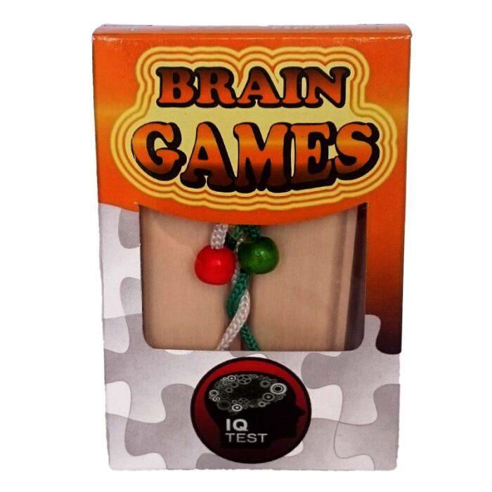 Brain Games Two Plates кутия IQ-Test