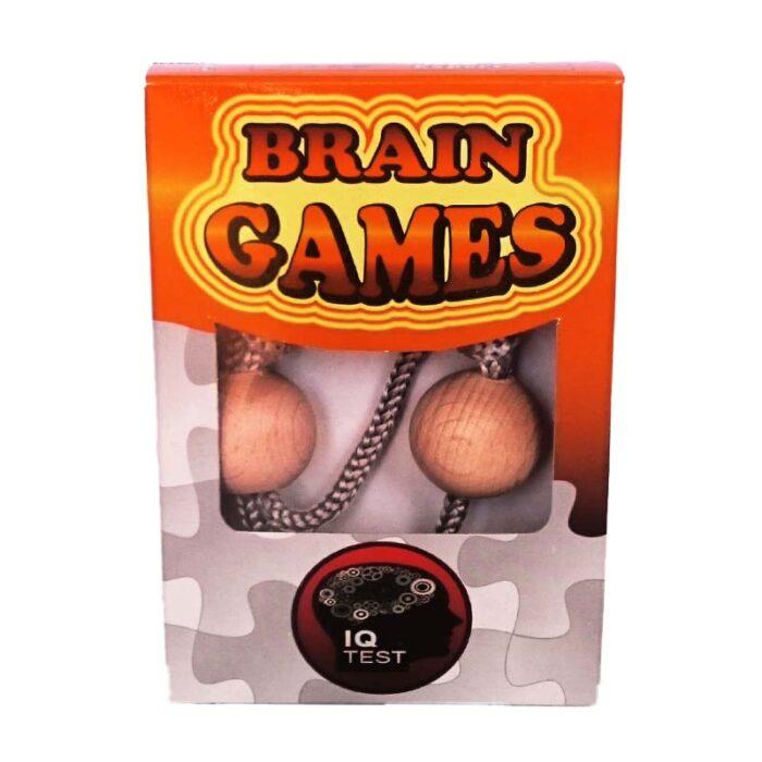 Brain games Adventure кутия IQ-Test
