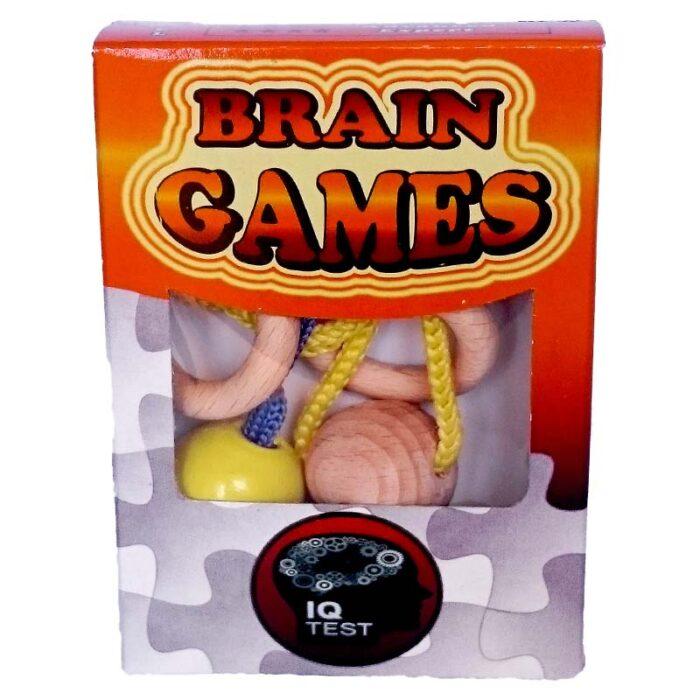 Brain games Tornado кутия IQ-Test