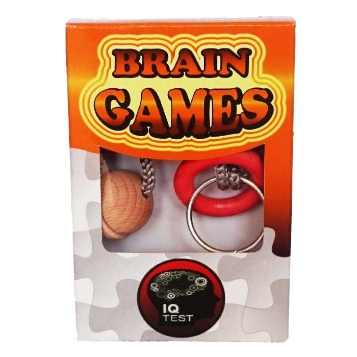 Brain games Twins кутия IQ-Test