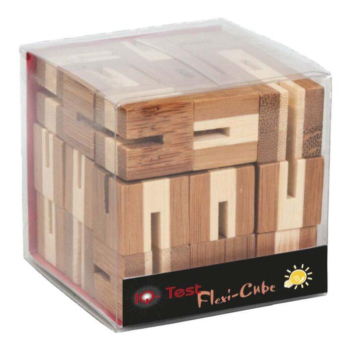 Flexi Cube Кафяв Fridolin кутия