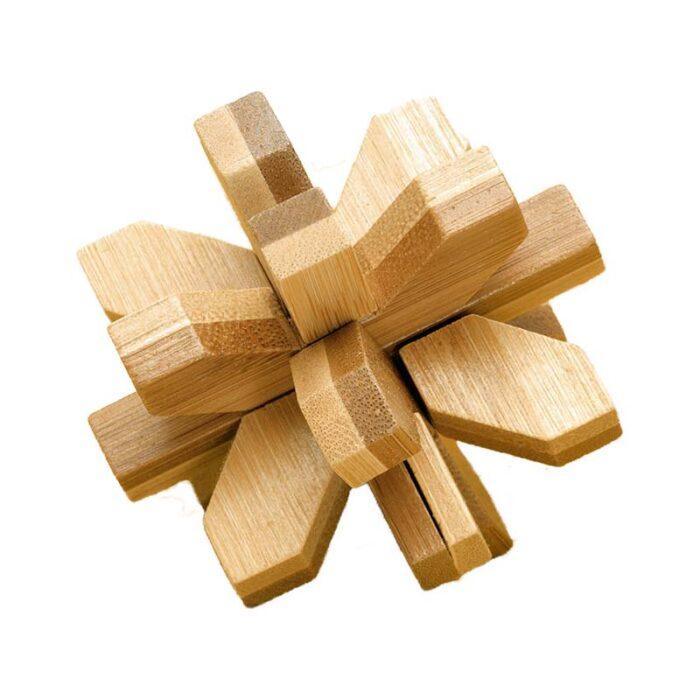 Бамбуков пъзeл Crystal Fridolin
