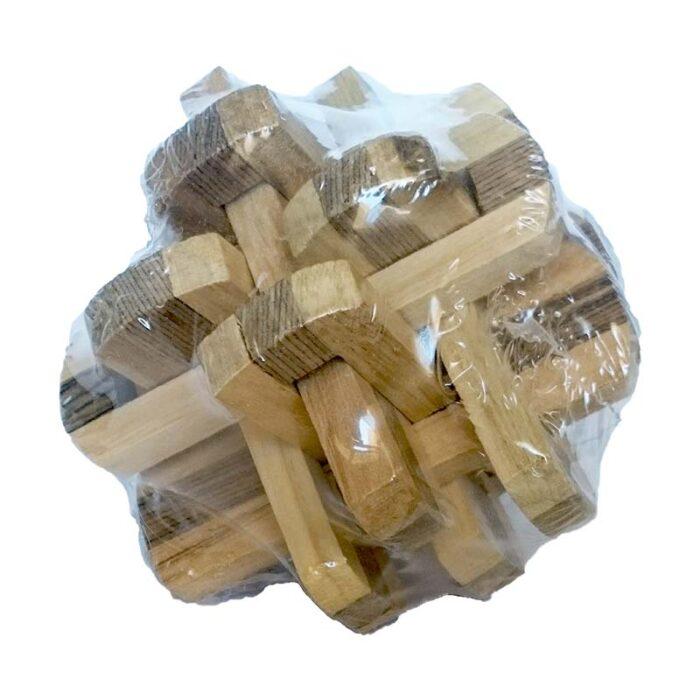 Дървен пъзел Fourth Dimension World Creative Puzzles Дървена фигура