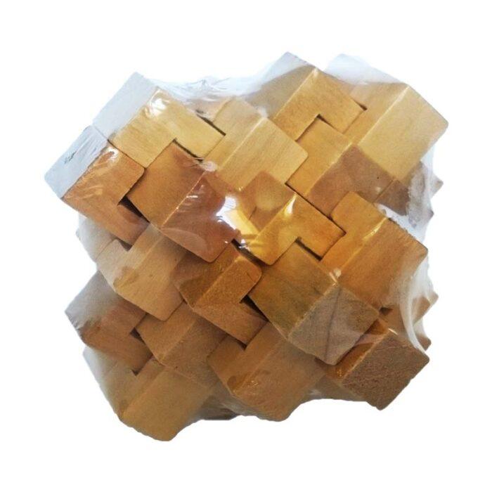 Дървен пъзел Pineapple World Creative Puzzles