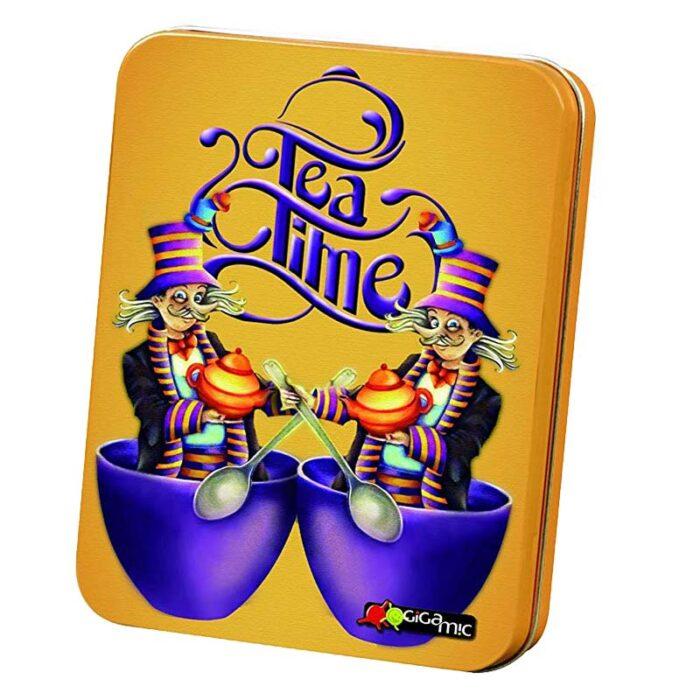 Игра с карти Tea Time Gigamic
