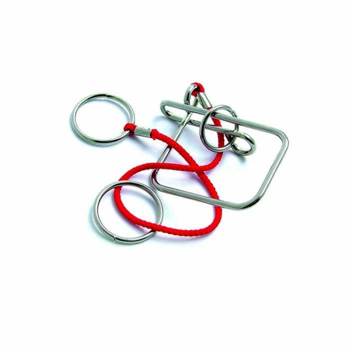 Логически метален пъзел 11 Wire Racing Puzzle Eureka 3D Puzzles