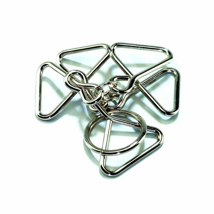 Логически метален пъзел 15 Wire Racing Puzzle Eureka 3D Puzzles