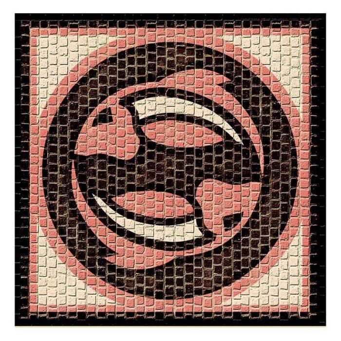 Мозайка Horoscopes Pisces CUIT Зодия Риби