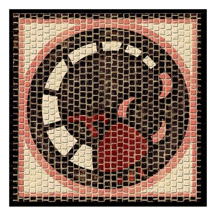 Мозайка Horoscopes Scorpio CUIT Зодия Скорпион
