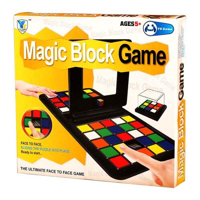 Настолна игра Magic Block Game кутия